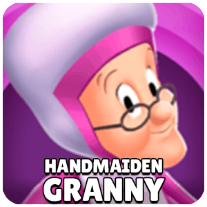 Handmaiden Granny Character Icon Looney Tunes World Of Mayhem