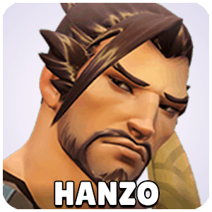 Hanzo Hero Icon Overwatch