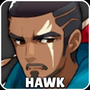 Hawk Character Icon Dragalia Lost