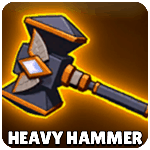 Heavy Hammer Weapon Icon Realm Royale