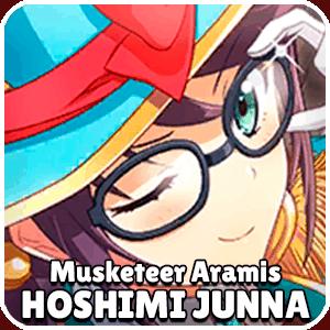 Hoshimi Junna Musketeer Aramis Character Icon Revue Starlight