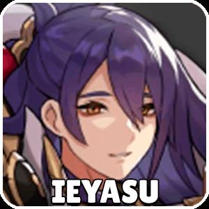 Ieyasu Character Icon Dragalia Lost
