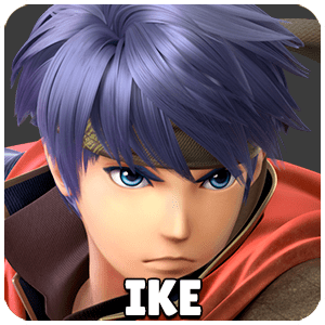 Ike Character Icon Super Smash Bros Ultimate
