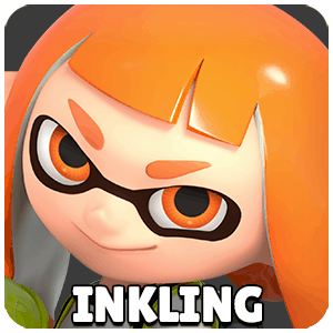 Inkling Character Icon Super Smash Bros Ultimate