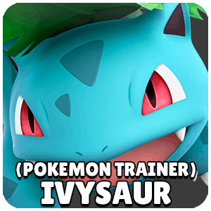 Ivysaur Character Icon Super Smash Bros Ultimate