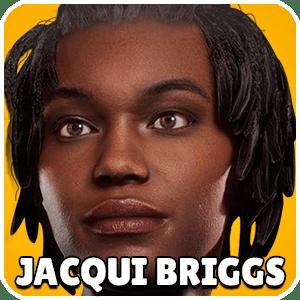 Jacqui Briggs Character Icon Mortal Kombat 11