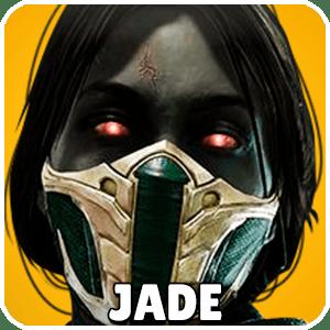 Jade Character Icon Mortal Kombat 11