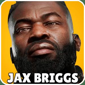 Jax Briggs Character Icon Mortal Kombat 11