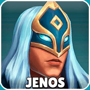 Jenos Champion Icon Paladins