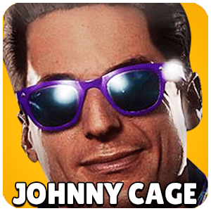 Johnny Cage Character Icon Mortal Kombat 11