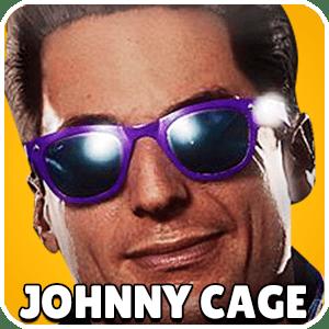 Johnny Cage Character Icon Mortal Kombat 11