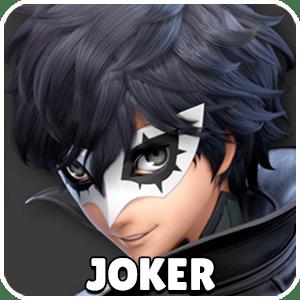 Joker Character Icon Super Smash Bros Ultimate