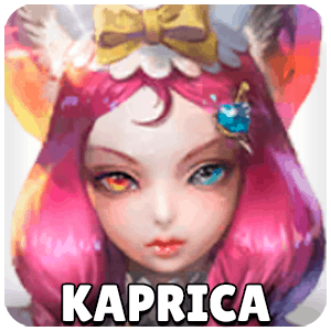 Kaprica Hero Icon LYN The Lightbringer