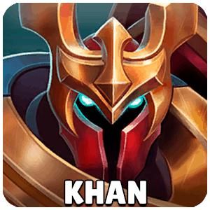 Khan Champion Icon Paladins