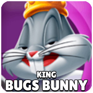 King Bugs Bunny Character Icon Looney Tunes World Of Mayhem