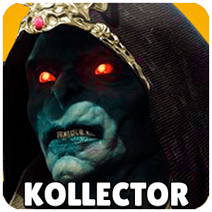 Kollector Character Icon Mortal Kombat 11
