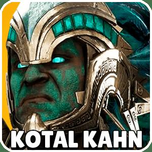 Kotal Kahn Character Icon Mortal Kombat 11