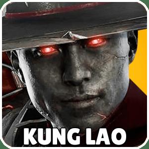 Kung Lao Character Icon Mortal Kombat 11