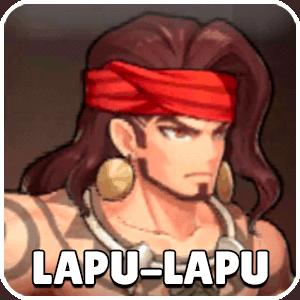 Lapu-Lapu Hero Icon Mobile Legends Adventure