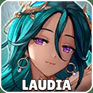 Laudia Hero Icon Kings Raid