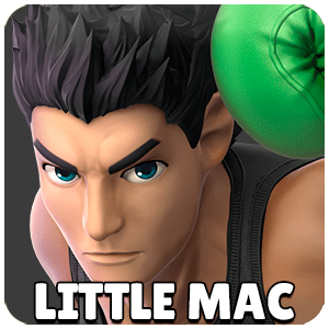 Little Mac Character Icon Super Smash Bros Ultimate