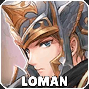 Loman Hero Icon Kings Raid