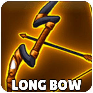 Long Bow Weapon Icon Realm Royale