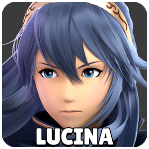 Lucina Character Icon Super Smash Bros Ultimate