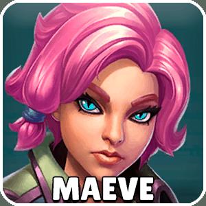Maeve Champion Icon Paladins