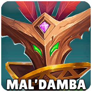 Mal Damba Champion Icon Paladins