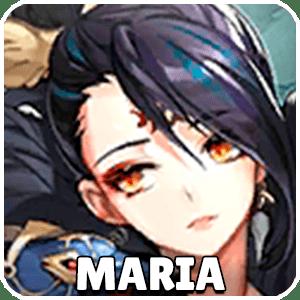 Maria Hero Icon Kings Raid