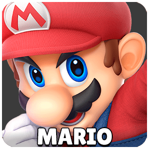 Mario Character Icon Super Smash Bros Ultimate