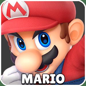 Mario Character Icon Super Smash Bros Ultimate