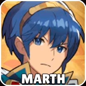 Marth Character Icon Dragalia Lost