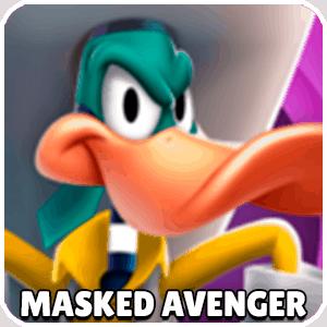Masked Avenger Character Icon Looney Tunes World Of Mayhem