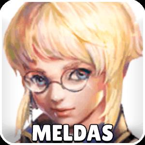 Meldas Hero Icon LYN The Lightbringer