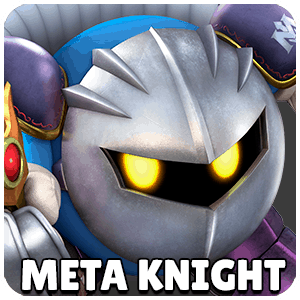 Meta Knight Character Icon Super Smash Bros Ultimate