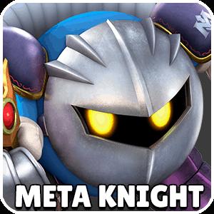 Meta Knight Character Icon Super Smash Bros Ultimate