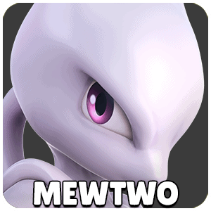 Mewtwo Character Icon Super Smash Bros Ultimate