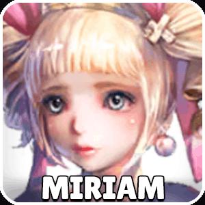 Miriam Hero Icon LYN The Lightbringer