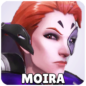 Moira Hero Icon Overwatch