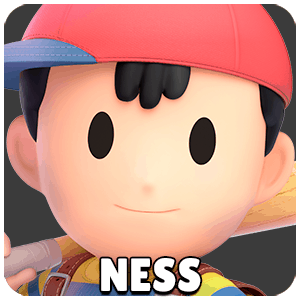 Ness Character Icon Super Smash Bros Ultimate