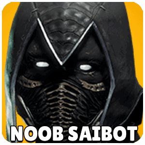 Noob Saibot Character Icon Mortal Kombat 11
