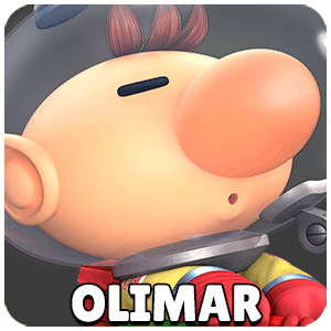 Olimar Character Icon Super Smash Bros Ultimate