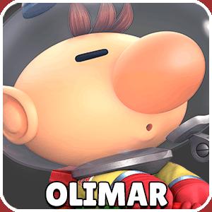 Olimar Character Icon Super Smash Bros Ultimate