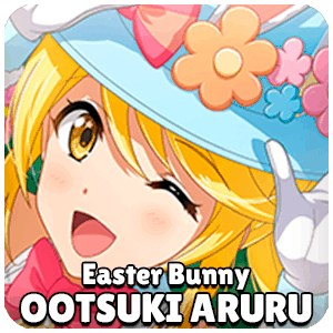 Ootsuki Aruru Easter Bunny Character Icon Revue Starlight