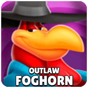 Outlaw Foghorn Character Icon Looney Tunes World Of Mayhem