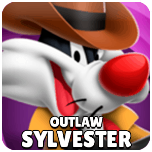 Outlaw Sylvester Character Icon Looney Tunes World Of Mayhem