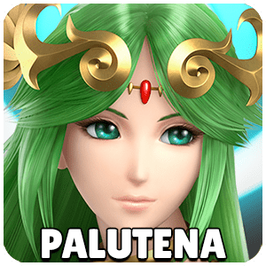 Palutena Character Icon Super Smash Bros Ultimate
