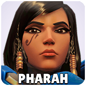 Pharah Hero Icon Overwatch